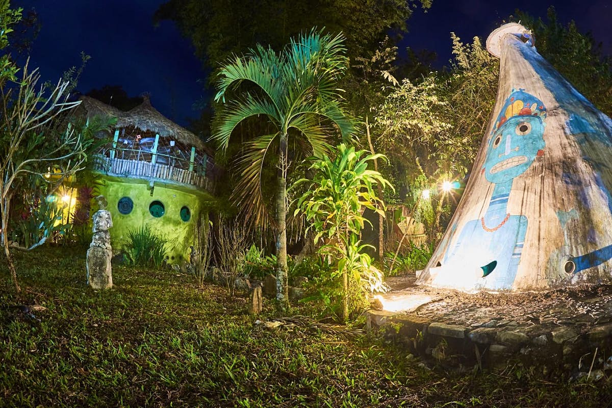 Mexico's hotels, hostels and home rentals so unique you have to see to believe