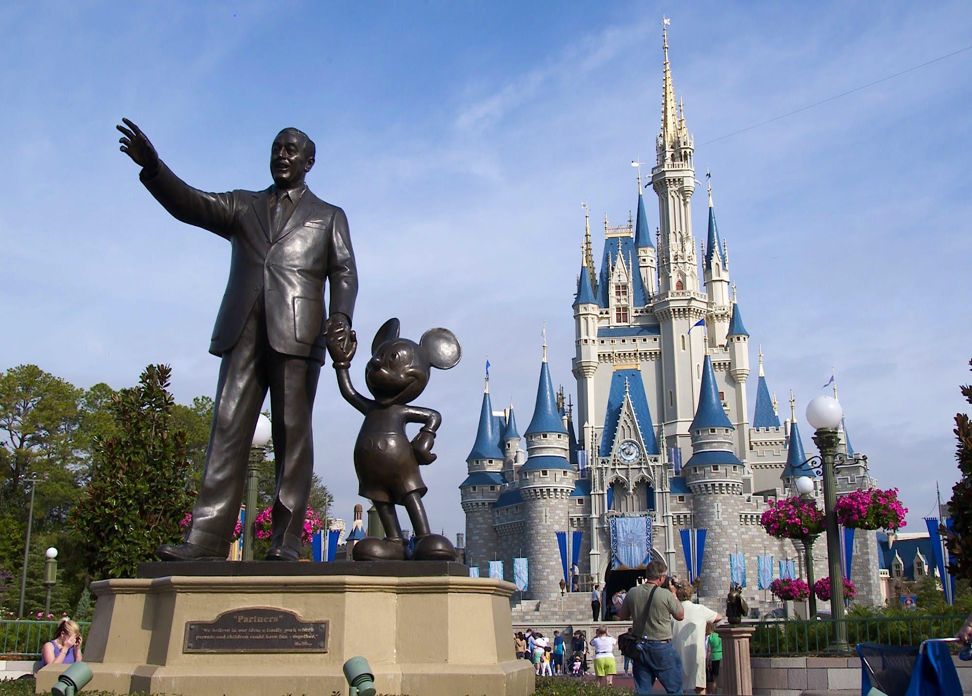 O castelo da Cinderela da Disney está prestes a ser reformado