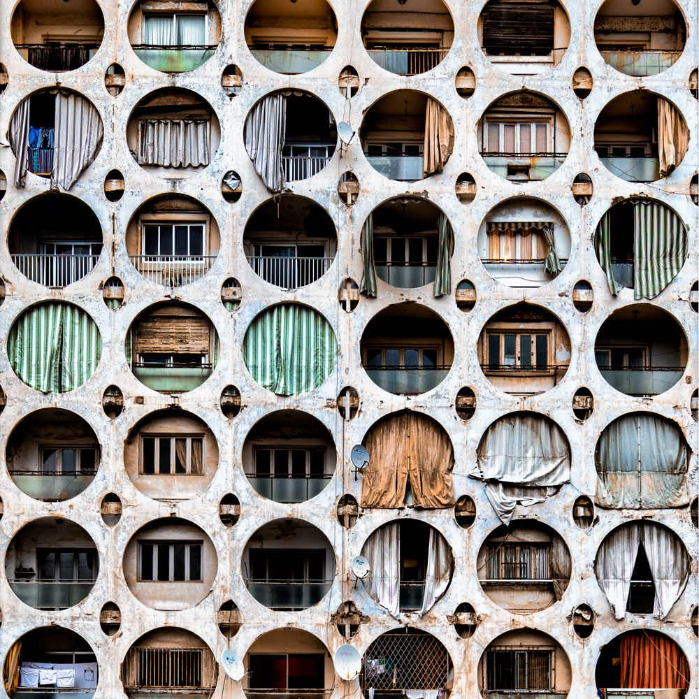 Check out Beirut's abandoned buildings captured in beautiful detail