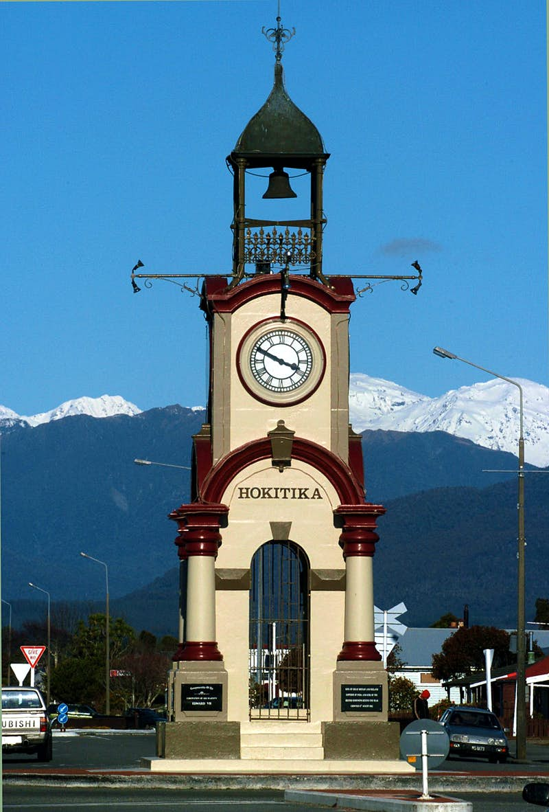 Hokitika is renowned for its natural beauty