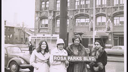 Look into Civil Rights activist Rosa Parks' incredible life at this DC exhibition