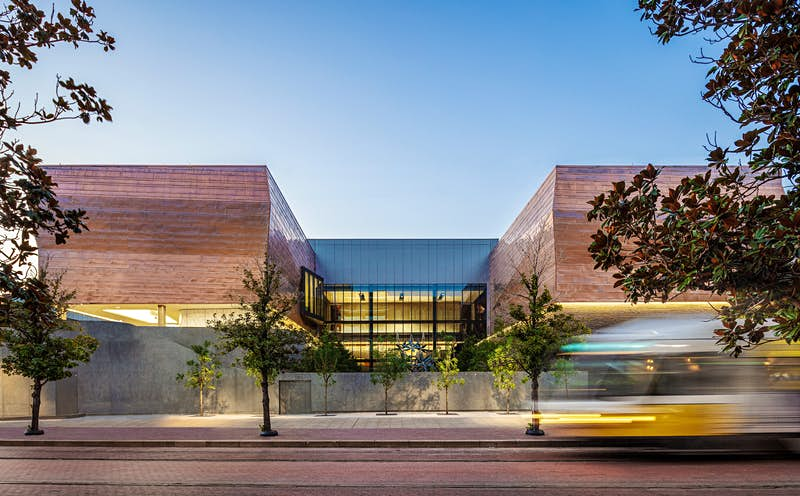 A new Holocaust museum has opened its doors in Dallas