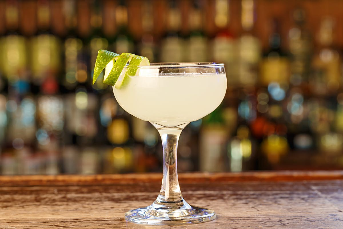 How to make a Cuban Daiquiri
