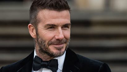 David Beckham to open London-themed hotel in China with black cabs and Big Ben