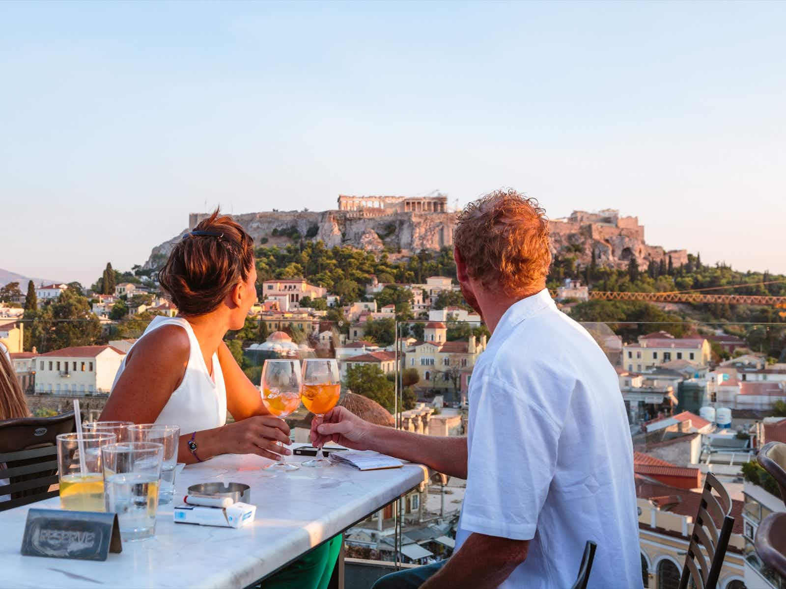 Best places to eat in Athens in 2020