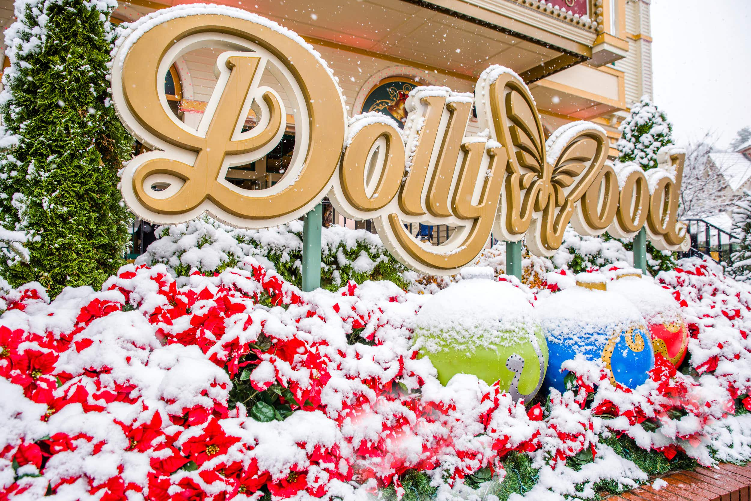 Loving Dolly Parton's America podcast? Plan a trip to Dollywood this Christmas