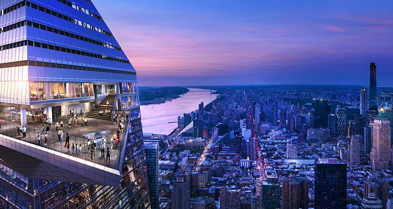 See New York City from the tallest observation deck in the Western Hemisphere - Lonely Planet