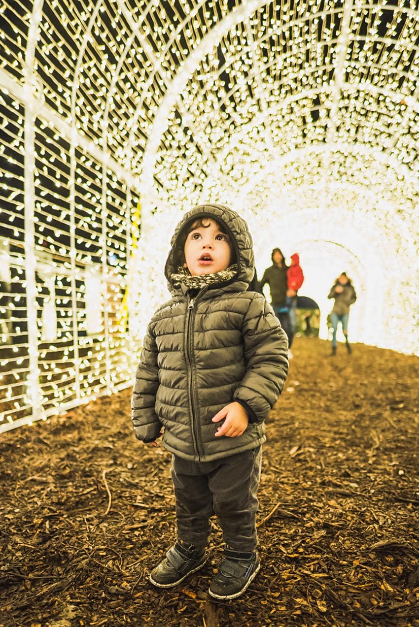 Tickets For The World S Largest Christmas Light Maze Just Went On Sale Lonely Planet