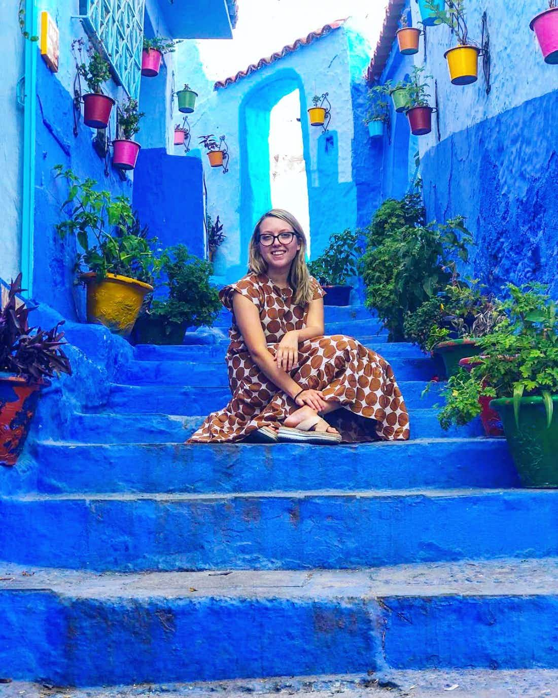 Marie-France Roy (56) is a travel writer and blogger from Montréal. Image: Big Travel Nut