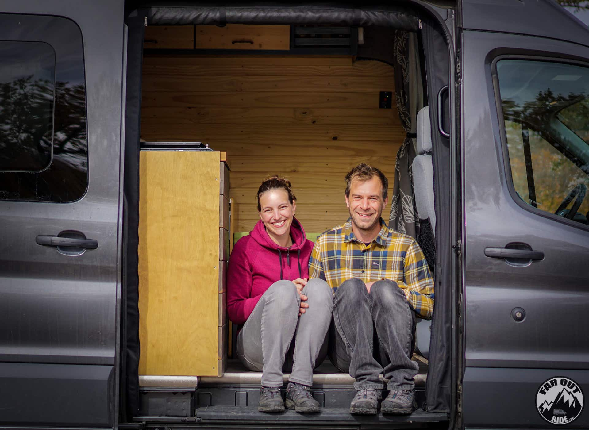 'A lifestyle with less expenses, less work, and more time': the benefits of vanlife