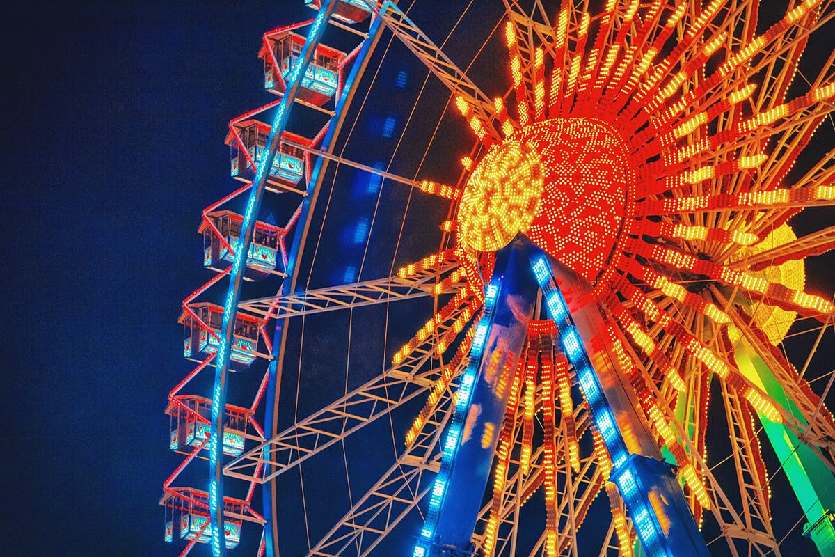 San Francisco gets a giant Ferris wheel to celebrate 150 years of Golden Gate Park