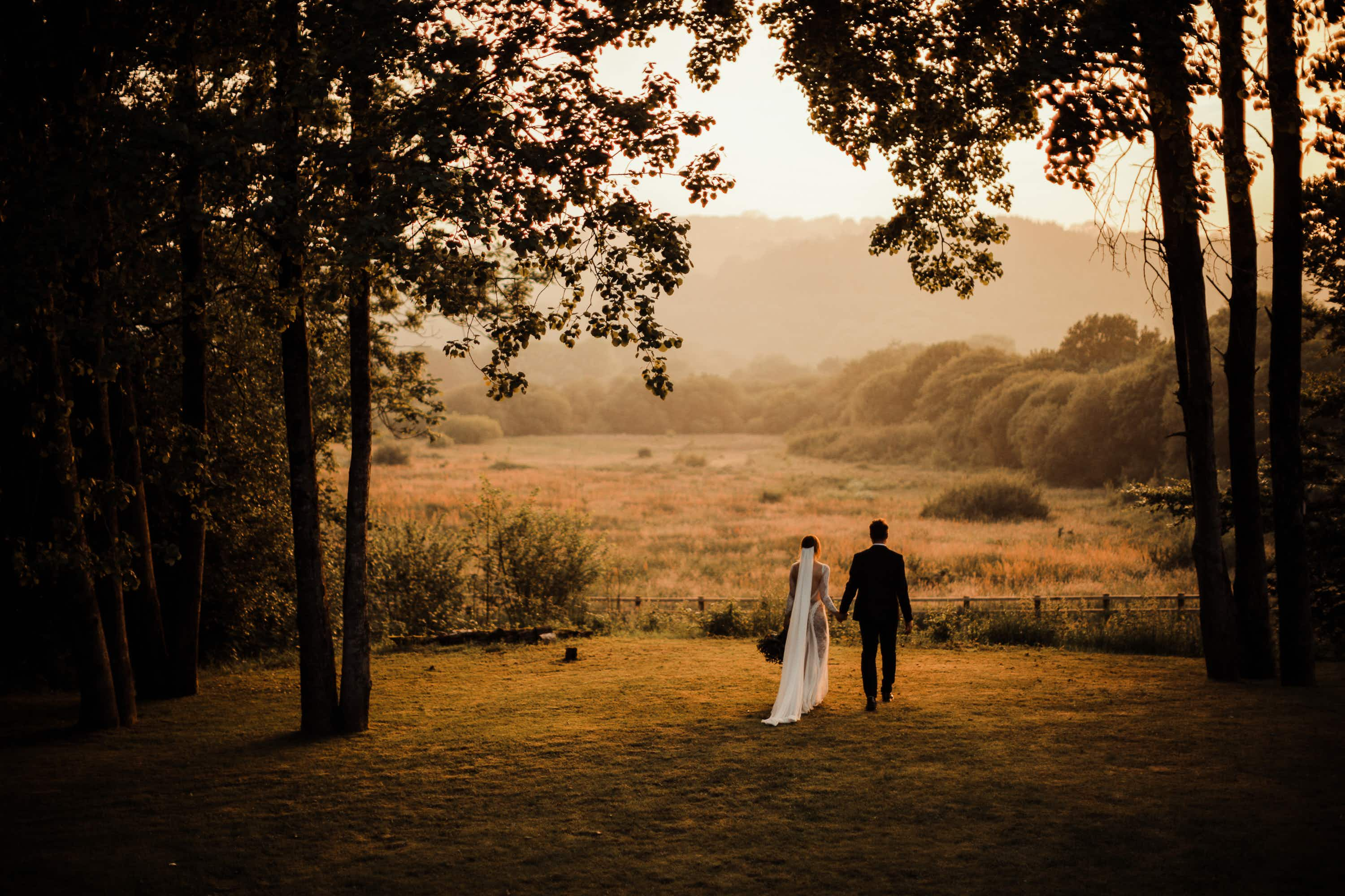 Wild weddings: where to get married outdoors in the UK