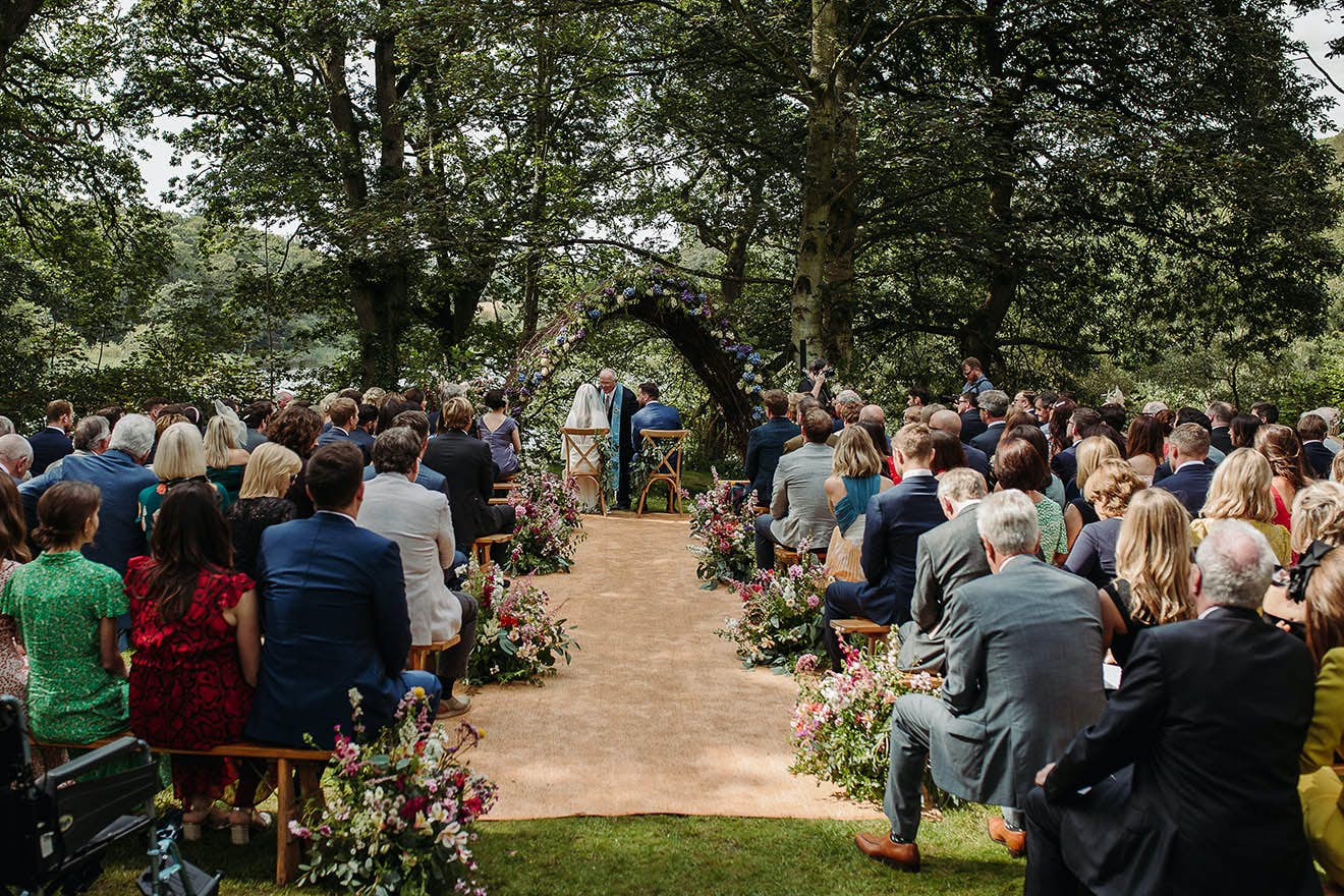 Wild weddings: where to get married outdoors in the UK - Lonely Planet