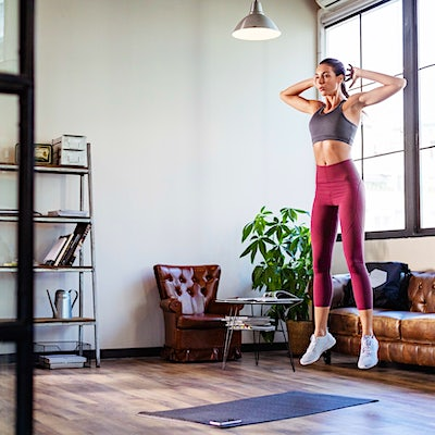 7 ways to boost your health and fitness at home