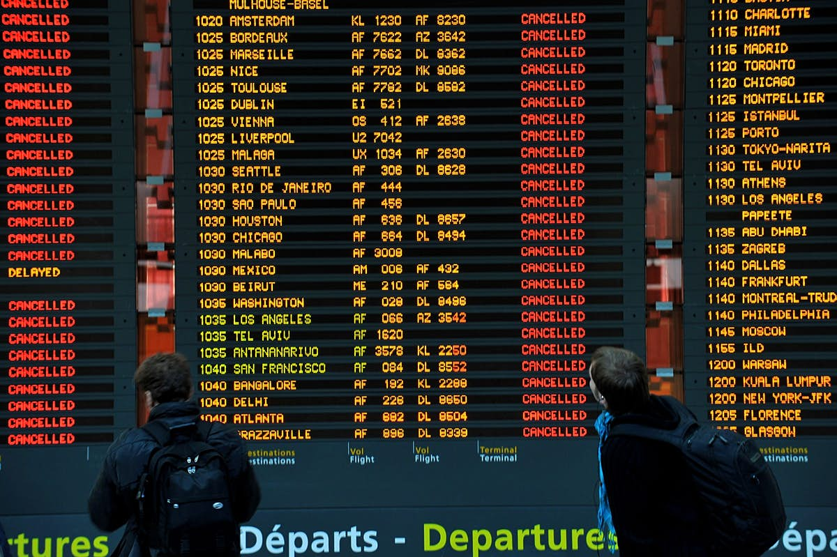 Travelling in France? Strikes are set to disrupt planes and trains