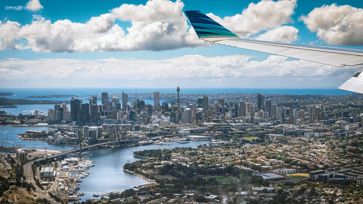Four-hour flight from London to Sydney possible with new hypersonic aircraft