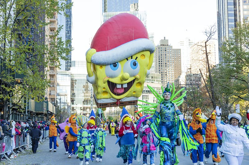 America's best Thanksgiving Day parades