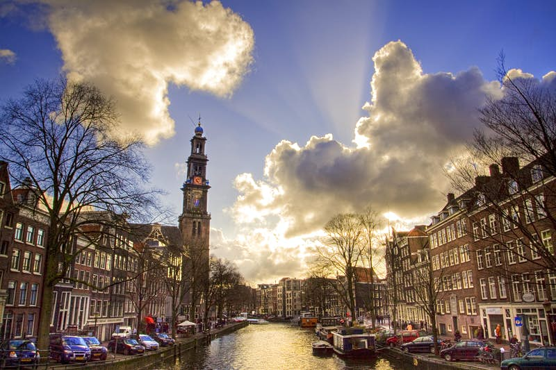 Amsterdam's 27-step plan to become more bike and pedestrian-friendly - Lonely Planet