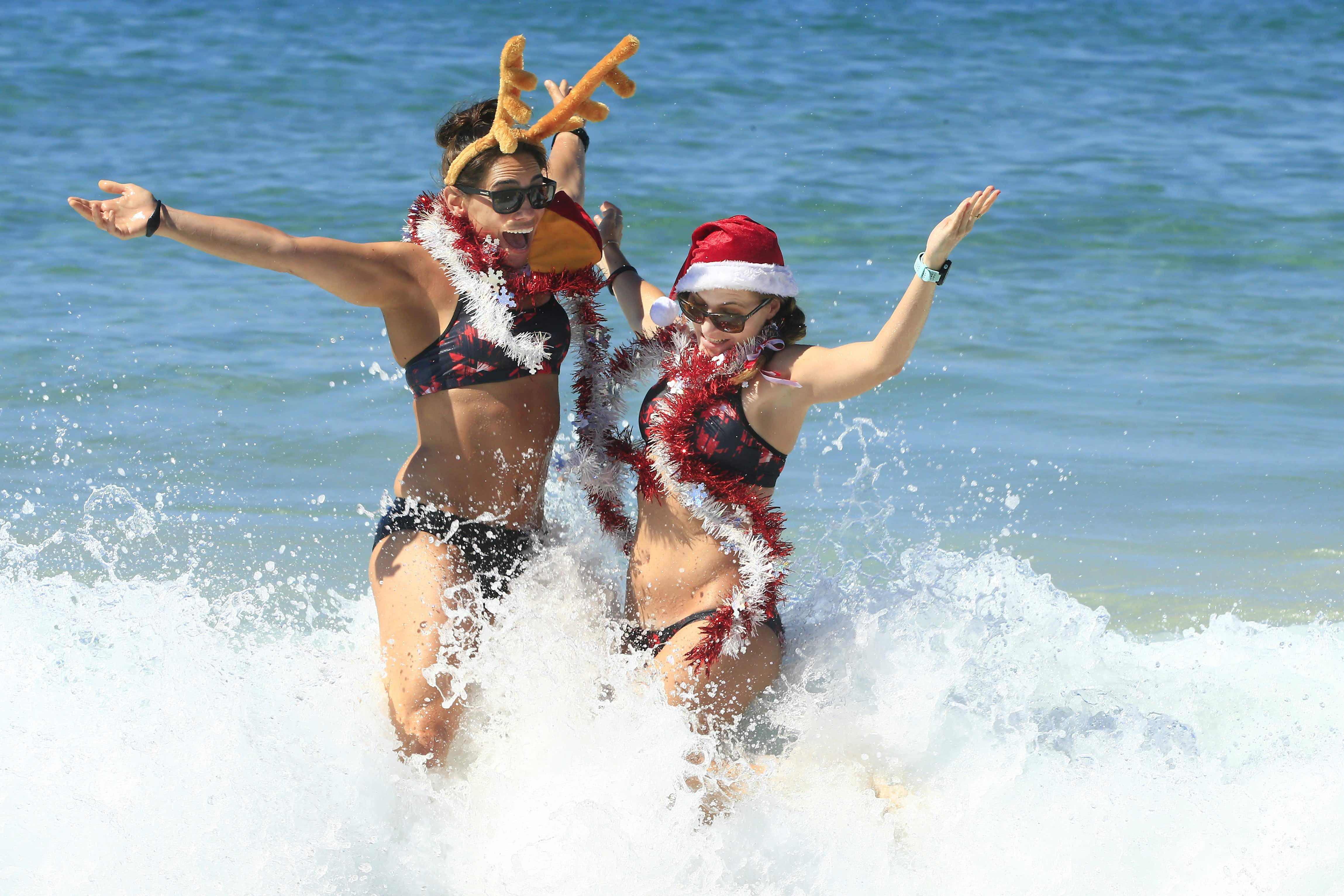 Festive holiday celebrations around the world