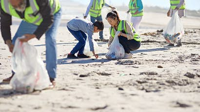 Talkin' trash: 6 beach cleans you can join in cities around the world