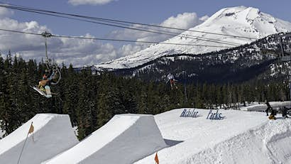 From year-round skiing to carving up a volcano: top 10 places to keep powder-hounds happy in Oregon