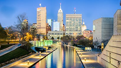 Why Indianapolis is sneaky cool