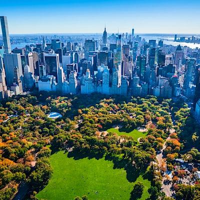 Everyday explorations in Manhattan: New York's resonant heartbeat