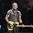Bruce Springsteen in concert in New York City © Jamie McCarthy / Staff / Getty Images