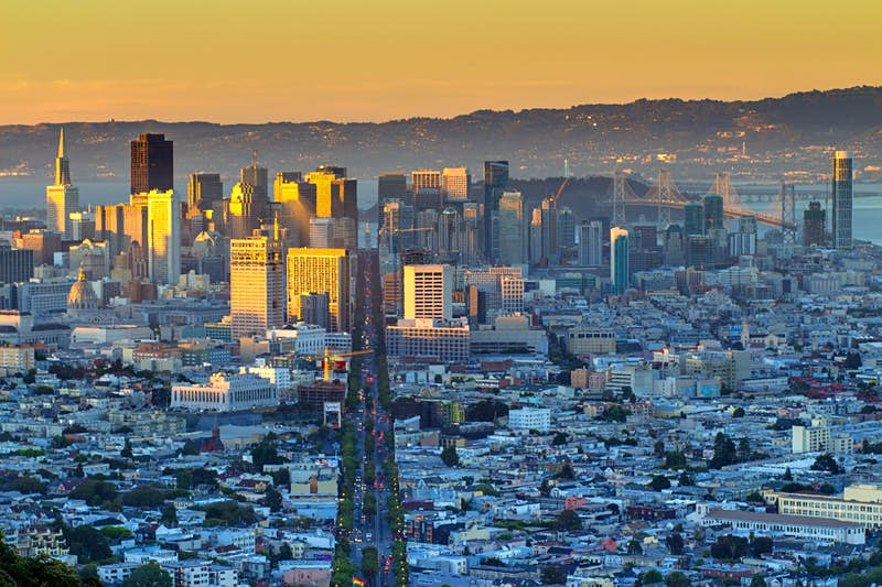 San Francisco's busiest street is set to undergo a radical transformation - Lonely Planet