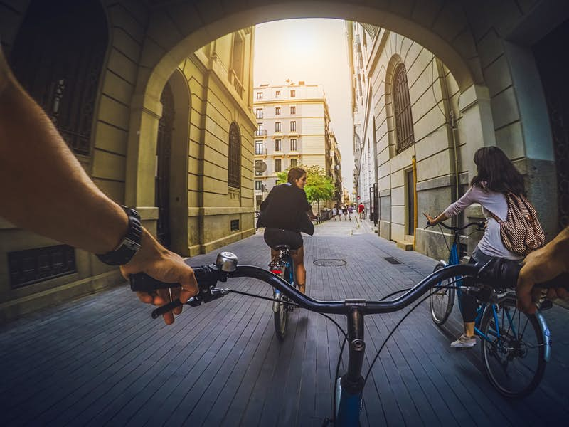 How Barcelona's car-free 'superblocks' could save lives