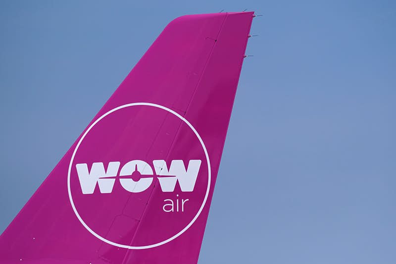 Iceland's WOW Air to relaunch next month with a difference