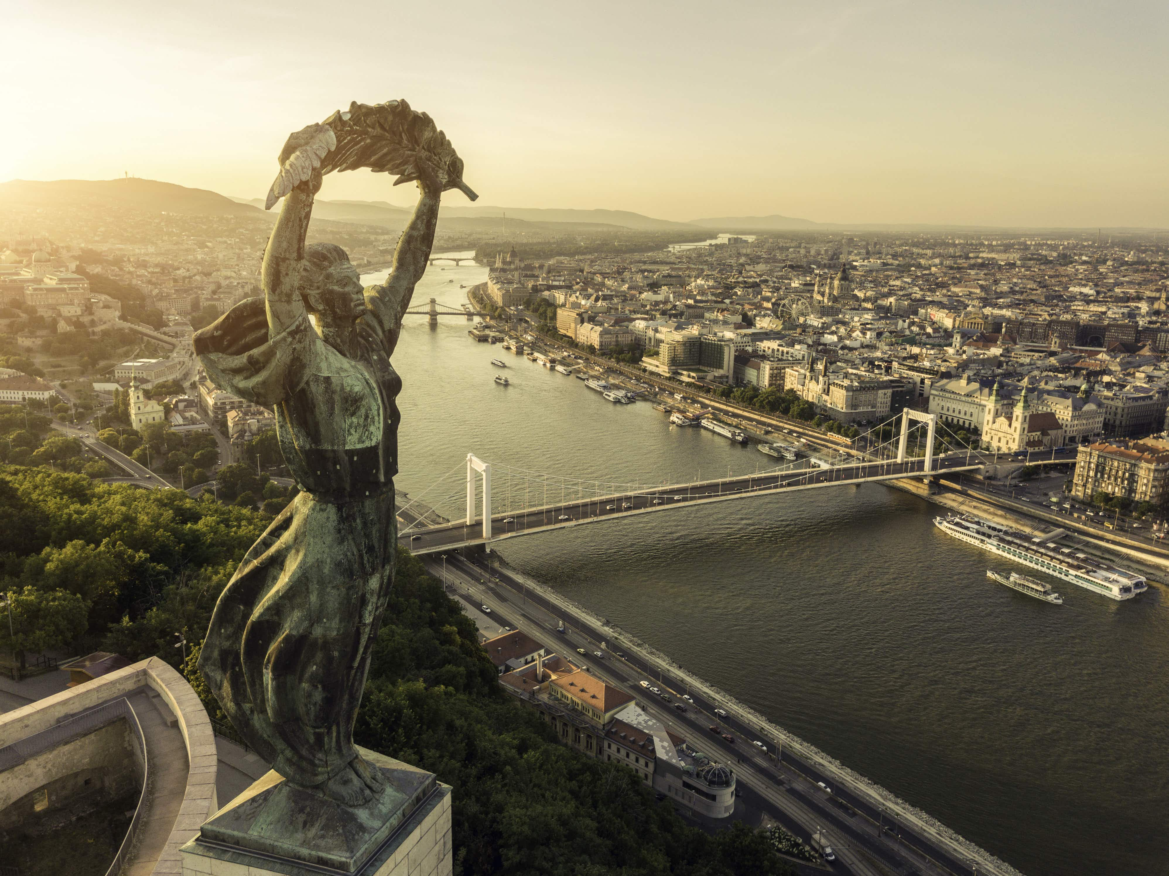 Budapest was named as the cheapest city for a cultural break in autumn ©Zsolt Hlinka/Getty