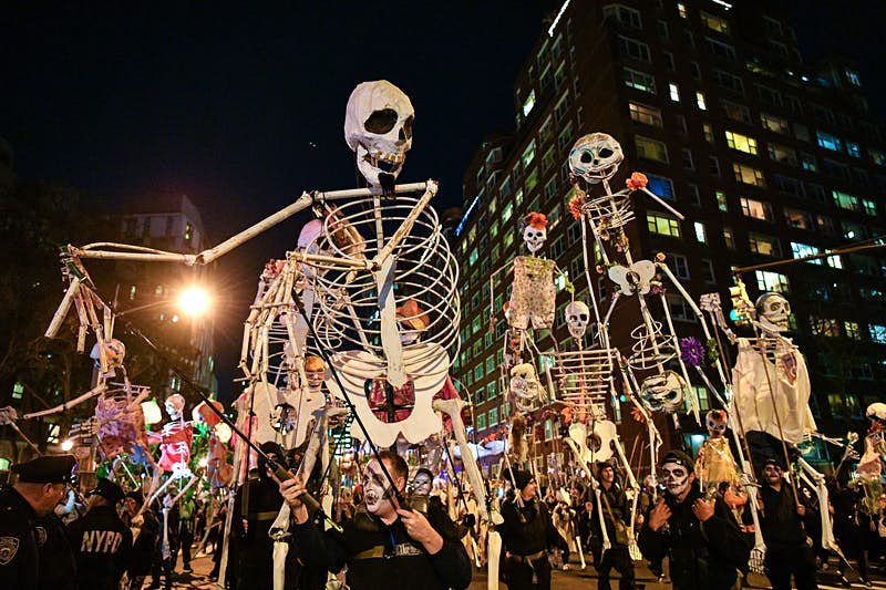 Get spooked: 5 sensational Halloween destinations