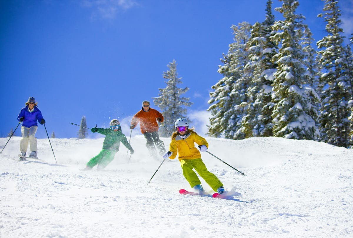 Choose Snowmass instead of Aspen for your family-friendly ...
