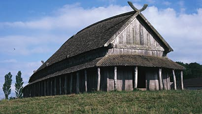 Danish Viking settlement to be restored as a tourist attraction