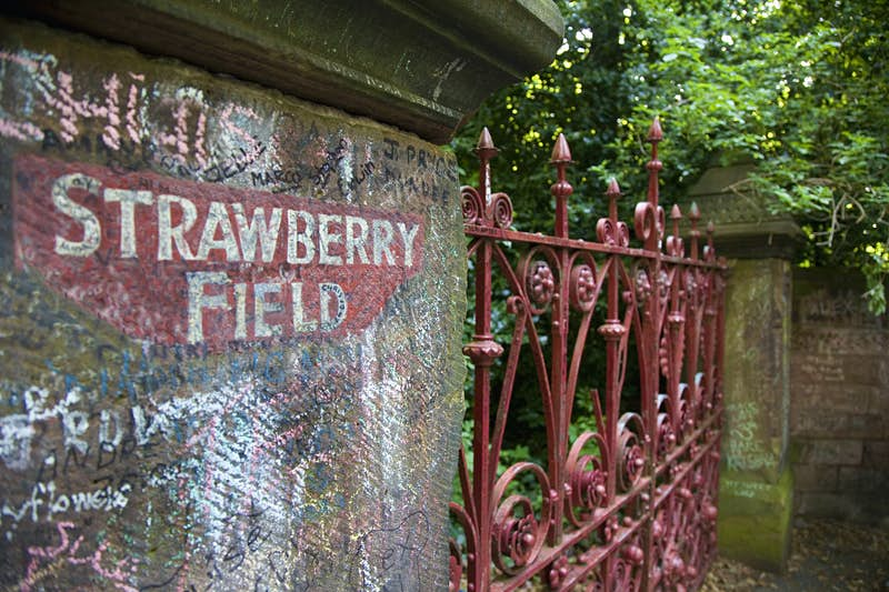 Strawberry Fields Forever: site immortalised by the Beatles opens as a tourist attraction