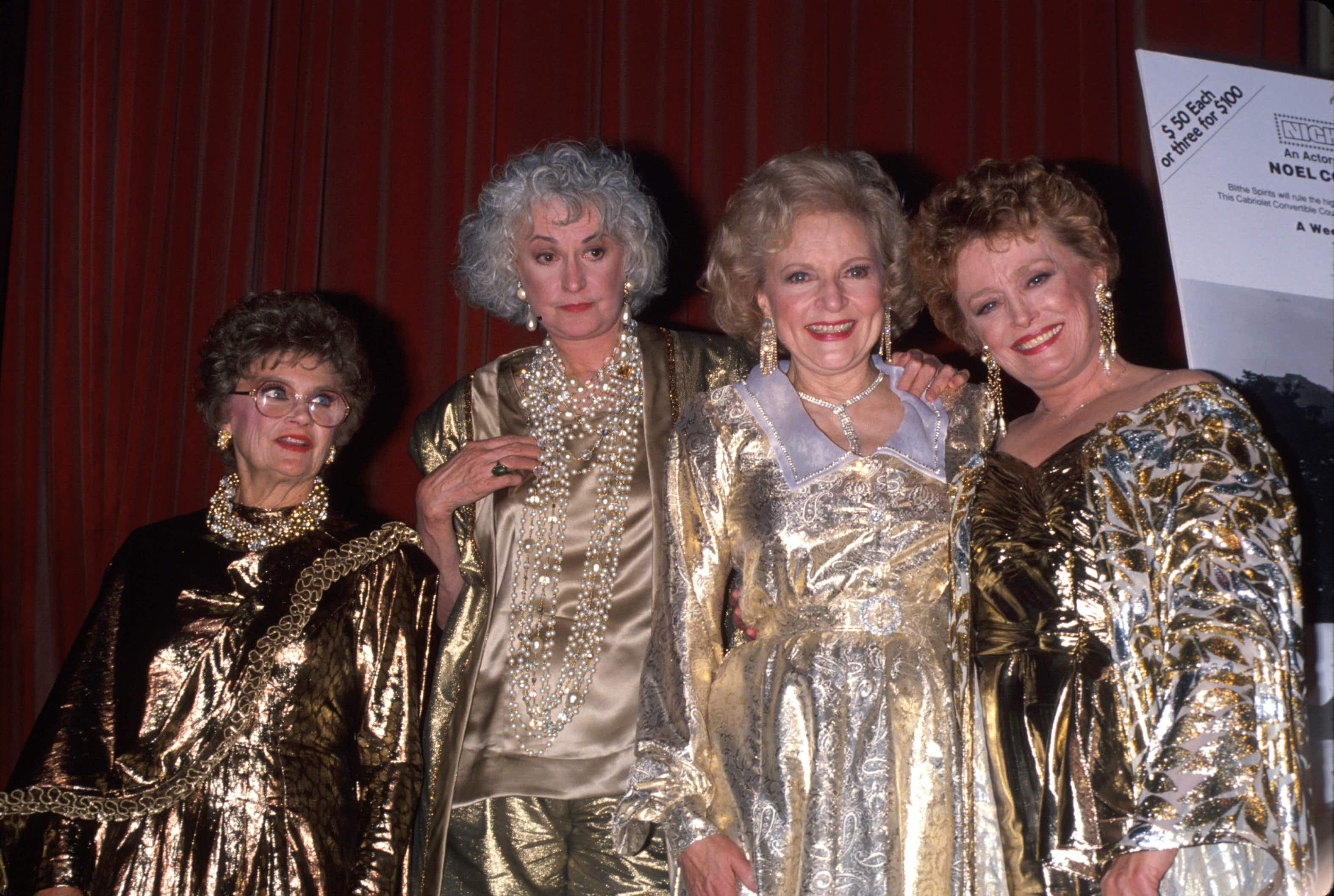 Another Golden Girls cruise is kicking off in 2021 and seats are booking up fast