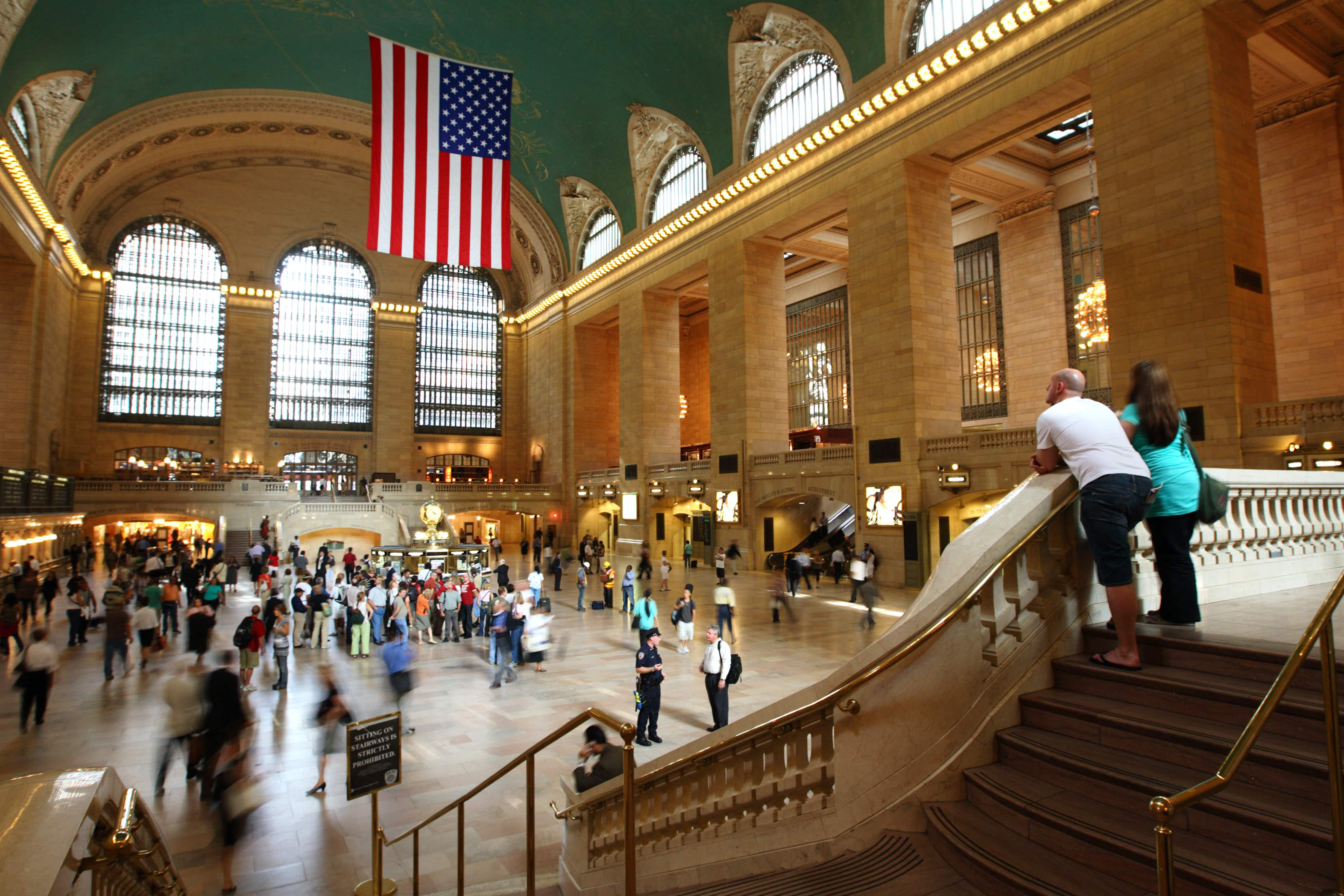 NYC's Grand Central Terminal is hosting a 'private dinner' for one couple this Valentine's Day