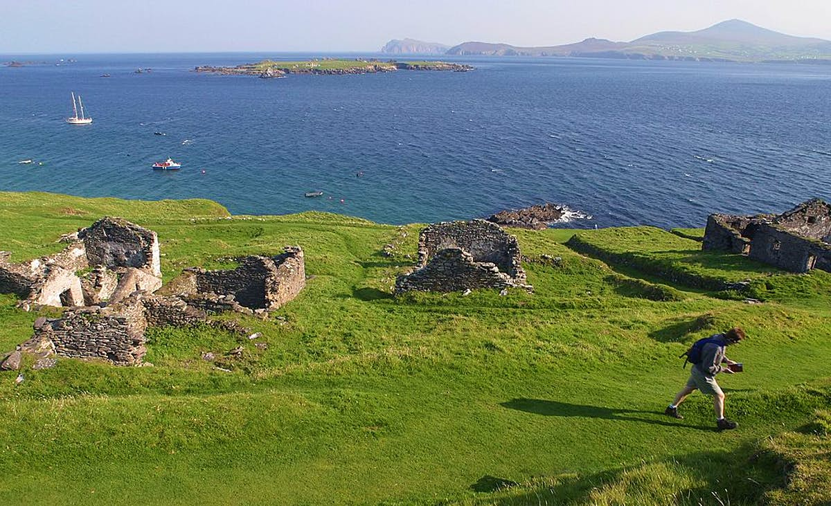 A remote Irish island is looking for two people to manage its coffee shop - Lonely Planet