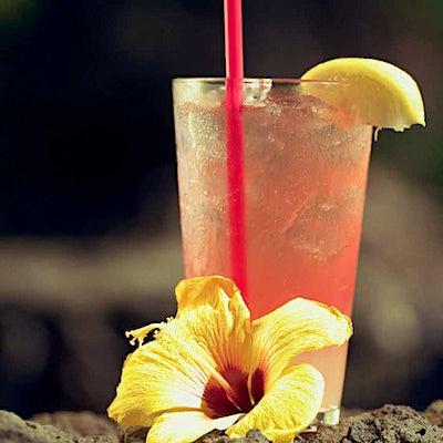 Destination Drinks #4: Hibiscus Ginger Punch