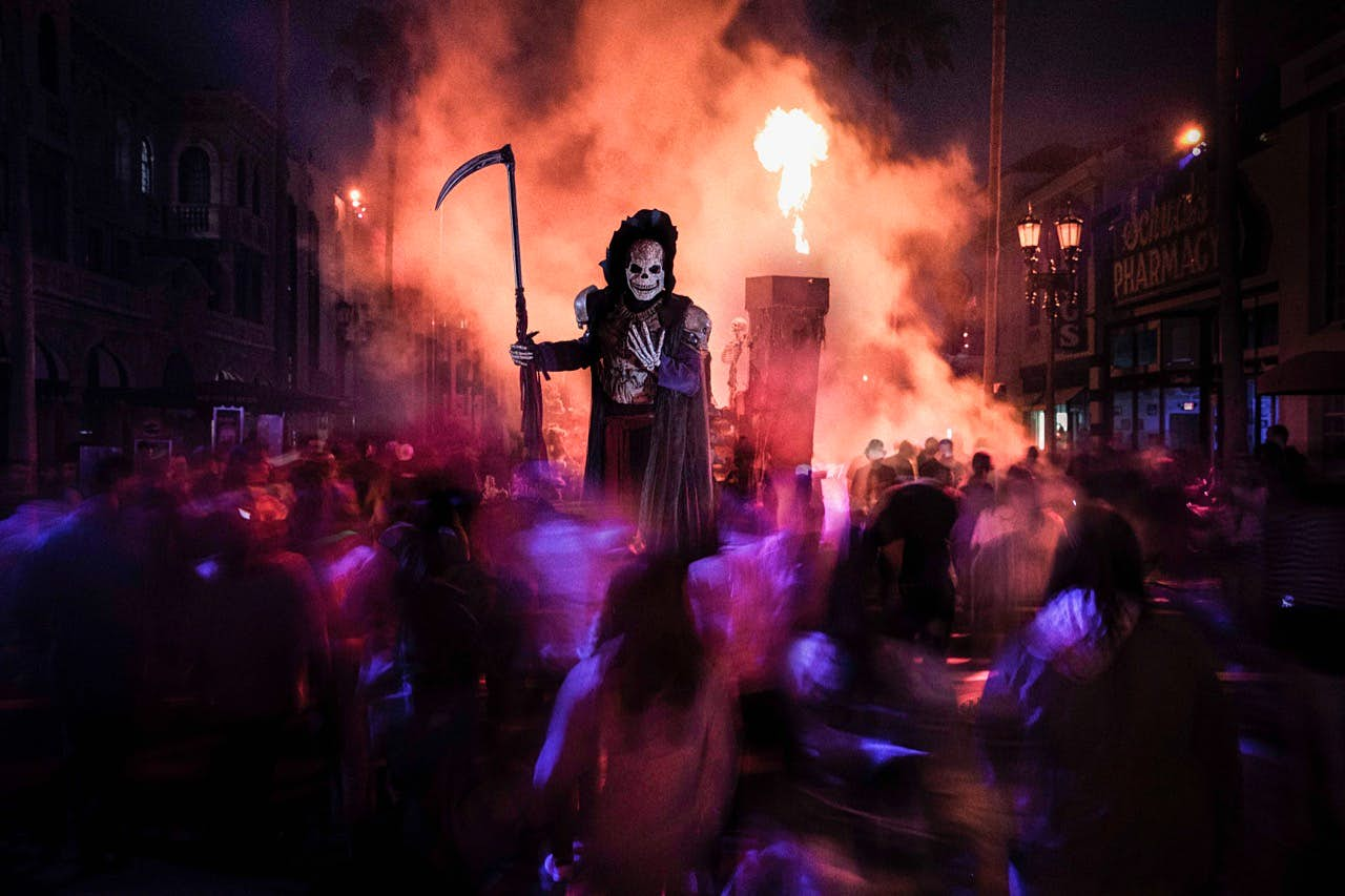 Be very afraid: Halloween Horror Nights is almost upon us