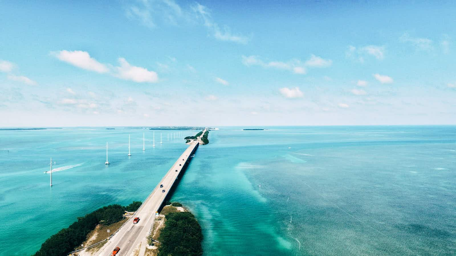 Head to the Florida Keys for some incredible eco-friendly adventures @ Reese Lassman / Getty Images