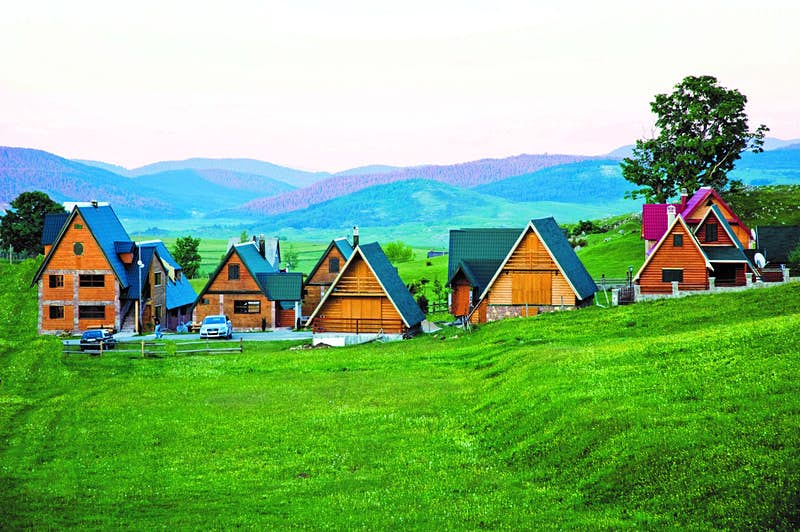 Holiday Home Vile Calimero in Zabljak, Montenegro