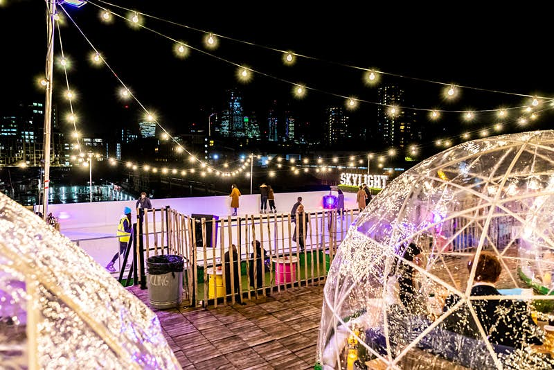 'Tis the season: what's on in London over winter