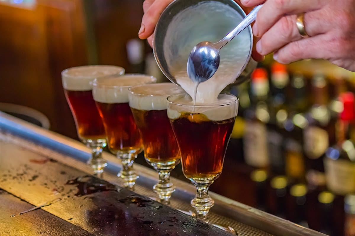 Destination Drinks #12: Irish Coffee – Lonely Planet