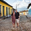Love in Coronavirus: 'I start every day sending her a memory of a past adventure'