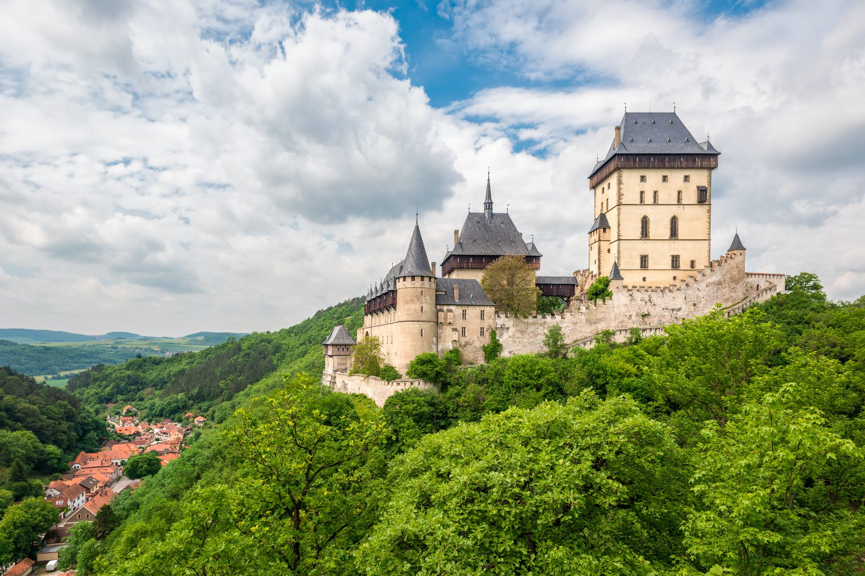The best day trips from Prague