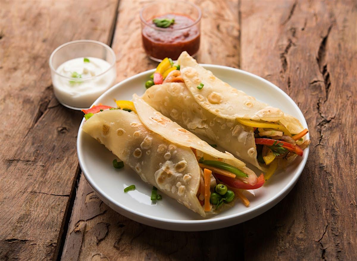 How to make Kolkata kati rolls