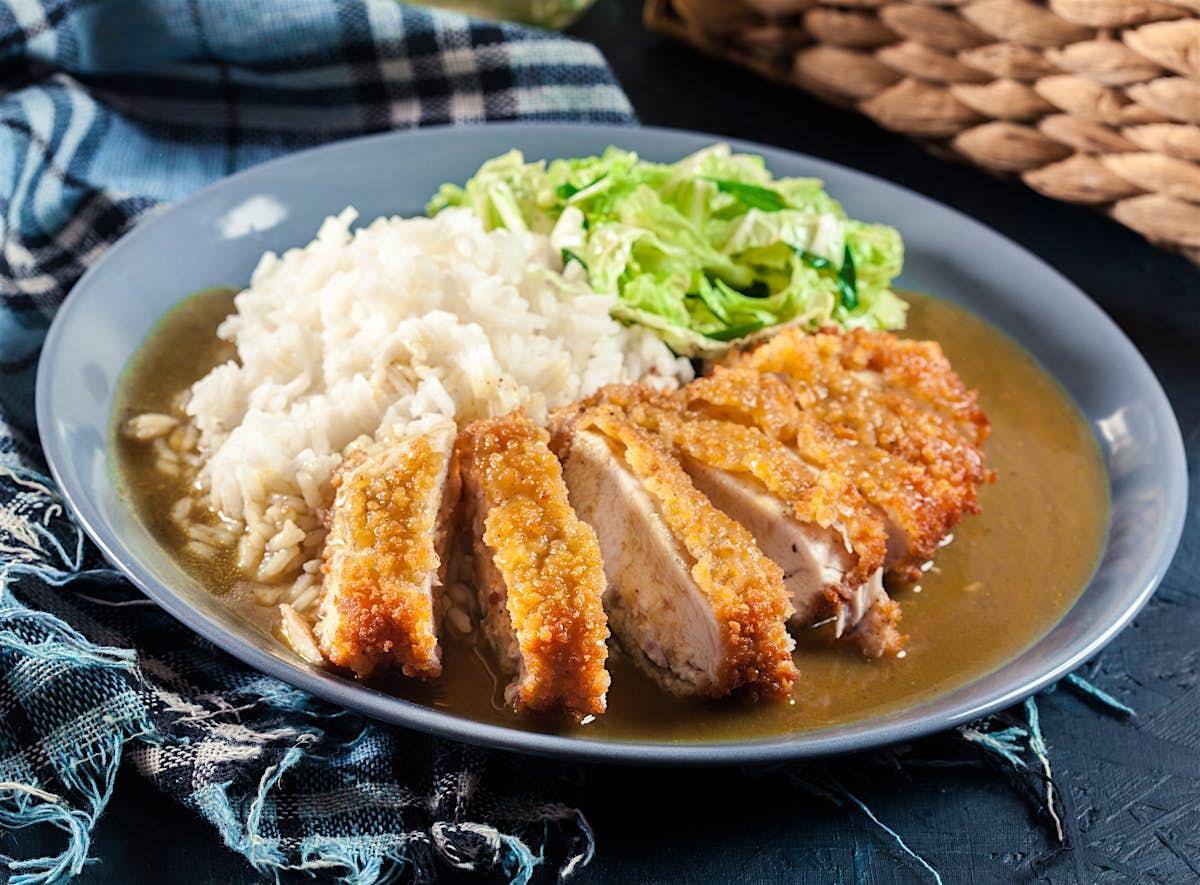 How to make Japanese katsu curry