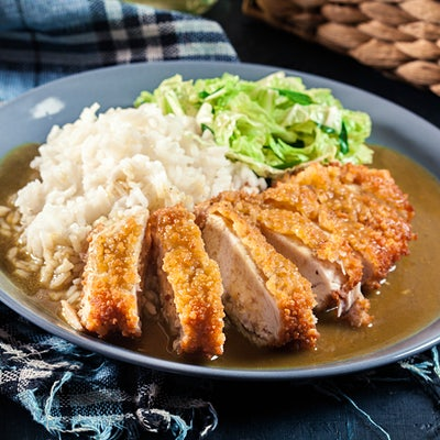The Travel Kitchen series #16: Japanese katsu curry